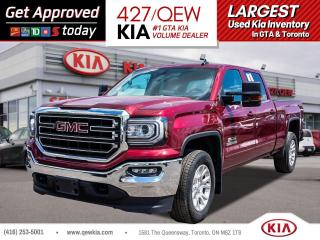 Used 2018 GMC Sierra 1500 SLE for sale in Etobicoke, ON