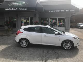 Used 2013 Ford Focus Titanium for sale in Mississauga, ON