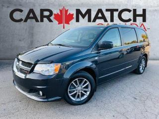 Used 2014 Dodge Grand Caravan 30TH ANNIVERSARY EDITION / LEATHER / DVD / NAV for sale in Cambridge, ON