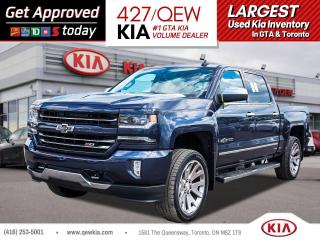 Used 2018 Chevrolet Silverado 1500 LTZ for sale in Etobicoke, ON