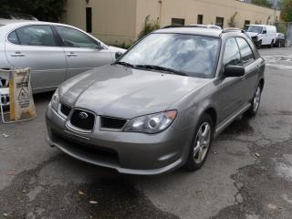 Used 2006 Subaru Impreza 2.5i for sale in Scarborough, ON