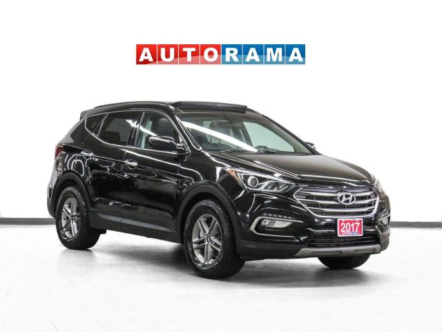 2017 Hyundai Santa Fe Sport SE AWD Leather PanoRoof Backup Camera