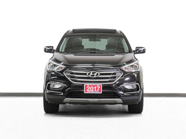 2017 Hyundai Santa Fe Sport SE AWD Leather PanoRoof Backup Camera