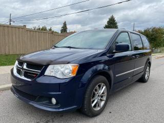 Used 2012 Dodge Grand Caravan Crew Plus BackUp Camera Loaded! for sale in Scarborough, ON