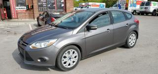Used 2014 Ford Focus SE for sale in Concord, ON
