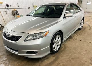 Used 2007 Toyota Camry SE for sale in Headingley, MB