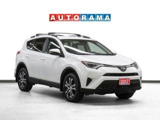 Used 2017 Toyota RAV4 LE AWD bluetooth for sale in Toronto, ON