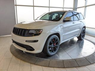 Used 2014 Jeep Grand Cherokee SRT-8 | No Accidents | Borla Exhaust | Adaptive Cruise for sale in Edmonton, AB