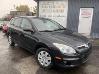 Used 2009 Hyundai Elantra Touring ***HATBACK,FAMILIALE,A/C,BIEN ÉQUIPÉ*** for sale in Longueuil, QC