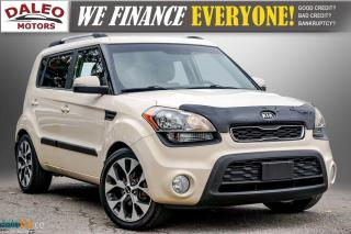 Used 2012 Kia Soul 4U / BACK-UP CAM / HEATED SEATS / BUCKET SEATS / for sale in Hamilton, ON