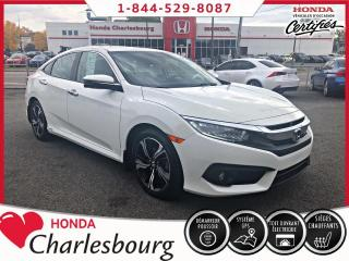 Used 2016 Honda Civic TOURING *** 24 424 KM*** for sale in Charlesbourg, QC
