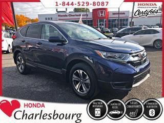 Used 2017 Honda CR-V LX AWD*** GARANTIE GLOBALE 2024 OU 160 0 for sale in Charlesbourg, QC