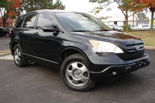 Used 2007 Honda CR-V LX for sale in Mississauga, ON