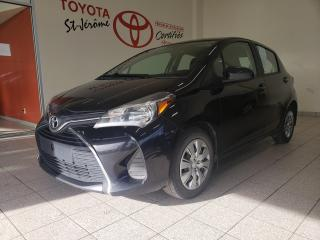 Used 2016 Toyota Yaris * AUTOMATIQUE * AIR CLIMATISÉ * 74 000 KM * for sale in Mirabel, QC