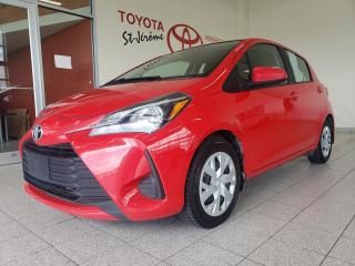 Used 2018 Toyota Yaris * AUTOMATIQUE * AIR * GROUPE ÉLEC * for sale in Mirabel, QC