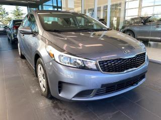 Used 2017 Kia Forte LX+, ACCIDENT FREE, ONE OWNER, SIRIUSXM CAPABILITY, A/C, BLUETOOTH for sale in Edmonton, AB