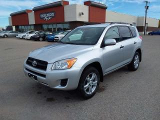 Used 2009 Toyota RAV4 Base 4dr 4WD 4-Door for sale in Steinbach, MB