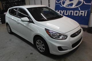 Used 2013 Hyundai Accent Voiture à hayon, 5 p boîte auto GL for sale in St-Constant, QC