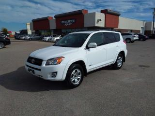 Used 2012 Toyota RAV4 Sport 4dr 4WD 4-Door for sale in Steinbach, MB