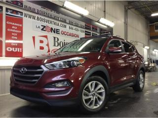 Used 2016 Hyundai Tucson TUCSON LUXURY GPS TOIT PANO CUIR DÉMARREUR !! for sale in Blainville, QC