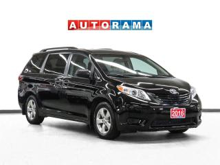 Used 2016 Toyota Sienna Bluetooth Backup Camera for sale in Toronto, ON