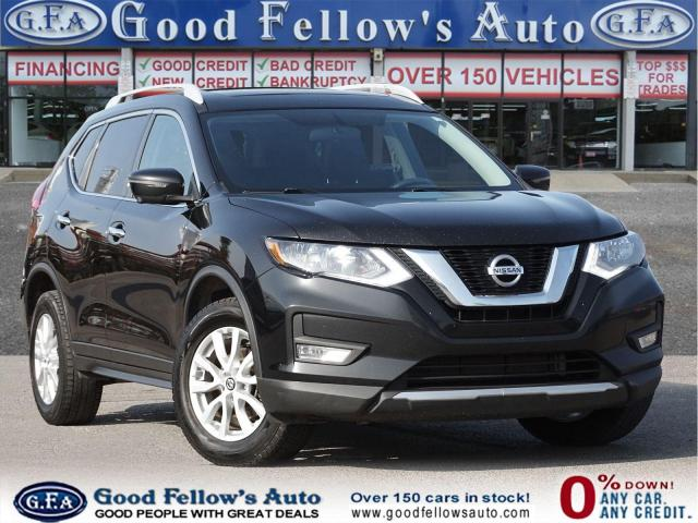 2017 Nissan Rogue SV MODEL, PANORAMIC ROOF, 360° CAMERA, AWD, NAVI