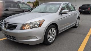 Used 2010 Honda Accord EX for sale in Sorel-Tracy, QC