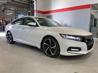 New 2020 Honda Accord Sedan SPORT 2.0 for sale in Red Deer, AB