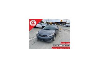 Used 2010 Toyota Corolla S AUTOMATIQUE for sale in Val-D'or, QC