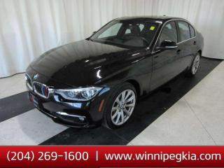Used 2017 BMW 3 Series 330i xDrive *Accident Free, Always Owned In MB!* for sale in Winnipeg, MB