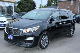 Used 2019 Kia Sedona SX+ Sunroof Power Doors for sale in Brampton, ON
