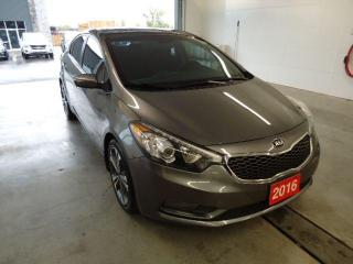 Used 2016 Kia Forte EX for sale in Owen Sound, ON