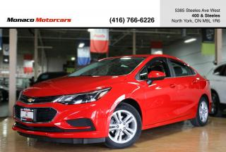Used 2017 Chevrolet Cruze 1.4 LT w-1SD - REMOTE START|BACKUP|HEATED SEATS for sale in North York, ON