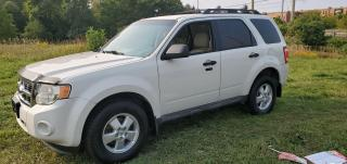 Used 2009 Ford Escape XLT for sale in Concord, ON