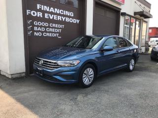 Used 2019 Volkswagen Jetta comfortline for sale in Abbotsford, BC