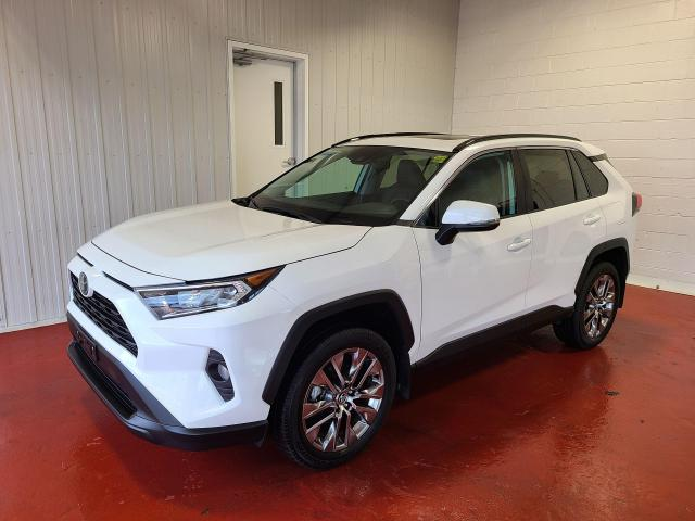 2020 Toyota RAV4 XLE AWD Premium