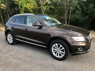 Used 2014 Audi Q5 Premium Plus only 79450 km for sale in Perth, ON