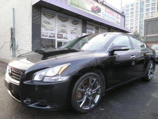 Used 2013 Nissan Maxima 3.5 SV for sale in Brampton, ON