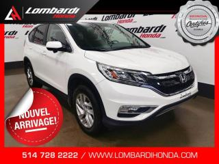 Used 2015 Honda CR-V EX AWD TOIT CAM  for sale in Montréal, QC