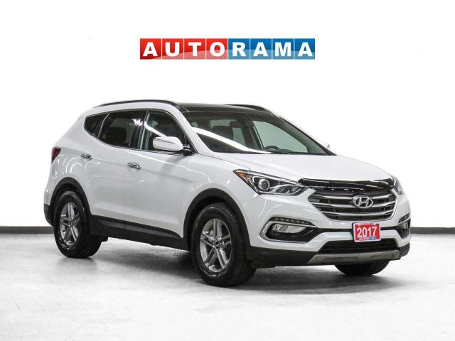 2017 Hyundai Santa Fe Sport Luxury AWD Nav Leather PanoRoof Backup Cam