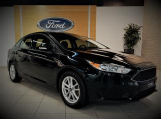 Used 2017 Ford Focus SE - A/C - CAMERA - BLUETOOTH - BAS PRIX for sale in Drummondville, QC