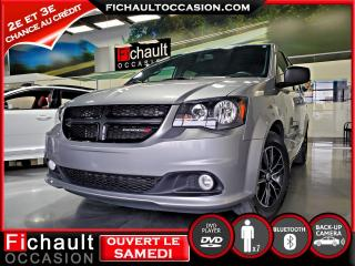 Used 2016 Dodge Grand Caravan STOW AND GO / SYSTEME DIVERTISSEMENT for sale in Châteauguay, QC