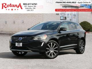 Used 2015 Volvo XC60 T6 Drive-E Platinum_Navi_Rear Cam_Pano Roof for sale in Oakville, ON