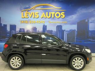 Used 2011 Volkswagen Tiguan COMFORTLINE 4MOTION AWD TOIT PANO CUIR T for sale in Lévis, QC