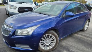 Used 2012 Chevrolet Cruze Eco w/1SA for sale in Brampton, ON