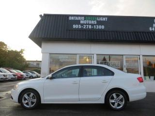 Used 2012 Volkswagen Jetta TDI, AUTOMATIC, CLEAN CRAFAX, CERTIFIED for sale in Mississauga, ON