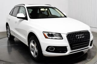 Used 2017 Audi Q5 KOMFORT QUATTRO  CUIR TOIT SIEGES CHAUFF for sale in Île-Perrot, QC