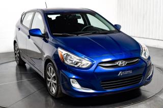 Used 2016 Hyundai Accent GLS HATCH TOIT SIEGES CHAUFFANTS A/C MAG for sale in Île-Perrot, QC