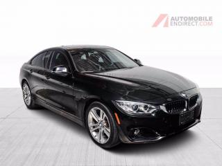 Used 2016 BMW 4 Series 428i xDrive Sport Pack Cuir Toit GPS Caméra for sale in Île-Perrot, QC
