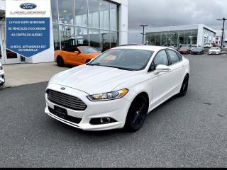 Used 2014 Ford Fusion 4DR SDN SE AWD for sale in Victoriaville, QC